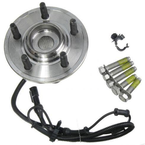 2002-06 Ford Explorer 4dr Front Hub & Bearing Assy (MOTORCRAFT)