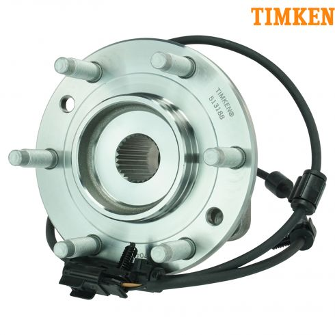 Timken 03-06 Chevy SSR Front Hub & Bearing Assy w/ABS