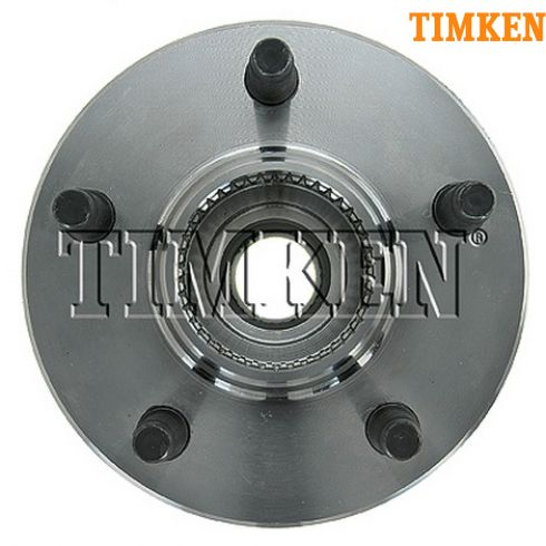 Timken 98-00 Ford Ranger 4x4 w/Rear Whl ABS Frt Hub & Brg