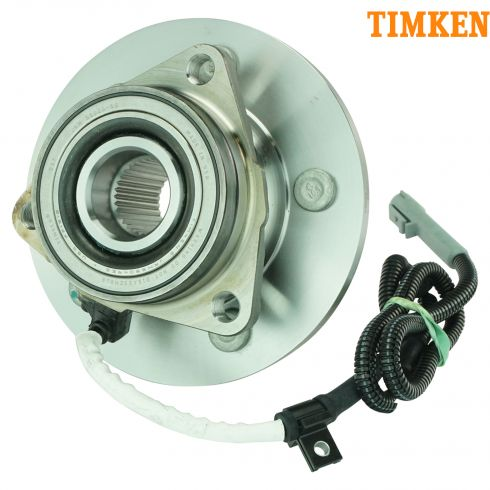 Timken 00-04 Ford F150 4x4 Front Hub & Bearing w/4whl ABS