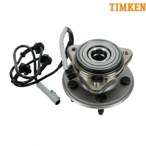 95-01 Ford Explorer; 02 Sport, Sport Trac; 97-01 Mountaineer 4wd Front Hub & Bearing LF = RF (Timken