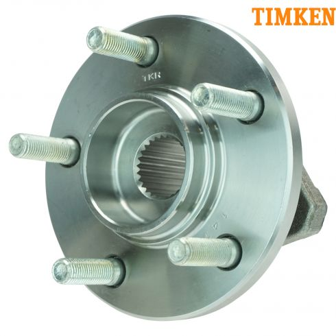 96-06 Ford FWD Cars Front Hub & Bearing Assy (Timken)