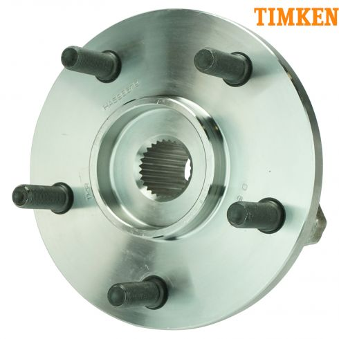 99-04 Jeep Grand Cherokee Frnt Wheel Hub & Bearing (Timken)