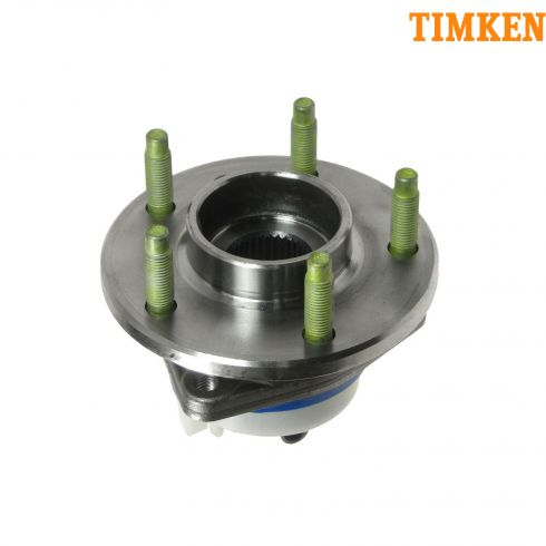 01-05 GM Midsize w/ABS Front Hub & Bearing (w/Plastic Sensor Wire Clip) (Timken)