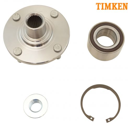 00-06 Ford Focus Front Hub & Bearing Repair Kit (Timken)