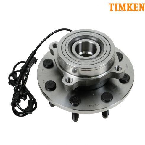 06-08 Dodge Ram PU Multifit Front Wheel Bearing & Hub Assy LF = RF (Timken)