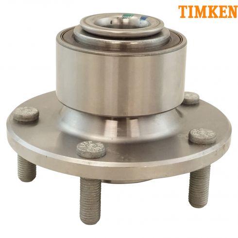 04-05 Mazda 3 Front Wheel Bearing & Hub Assy LF = RF (Timken)
