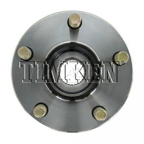 05-11 Subaru Legacy, Outback Front Wheel Hub & Bearing LF = RF (Timken)
