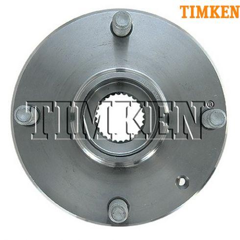 2004-06 Chevy Epica, Suzuki Verona w/ABS Front Wheel Hub & Bearing LF = RF (Timken)