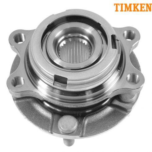 03-07 Nissan Murano; 04-09 Quest Front Wheel Hub & Bearing LF = RF (Timken)
