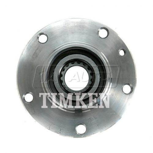 89-91 BMW 5 Series; 88-92 7 Series; 91 850I; 91-94 M5 Front Wheel Hub & Bearing LF = RF (TIMKEN)