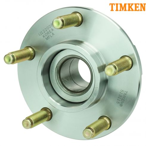 94-04 Ford Mustang w/ABS Front Hub & Bearing Assy (Timken)