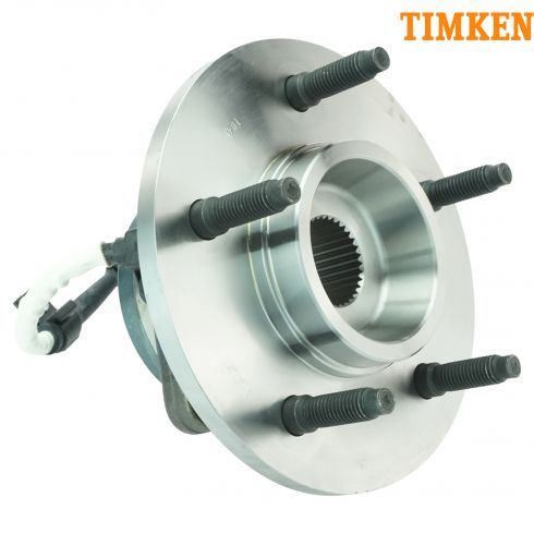 97-00 Ford Expedition 4x4 Frnt Wheel Hub & Bearing (Timken)