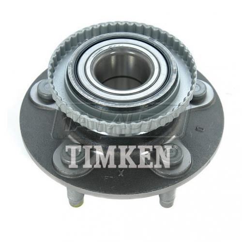 92-97 Ford Crown Vic, w/ or w/ABS, Front Hub & Brg (Timken)