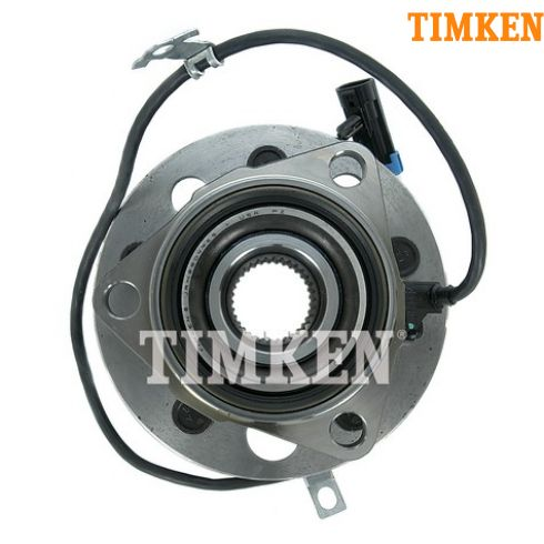 95-02 Chevy Astro Van w/AWD Front Hub & Bearing (Timken)