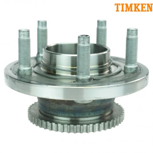 97-02 Ford Crown Vic w/ABS Front Hub & Bearing Asy (Timken)