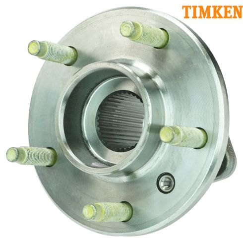 04-06 GM Mid Size FWD w/o ABS Front Hub & Bearing (Timken)