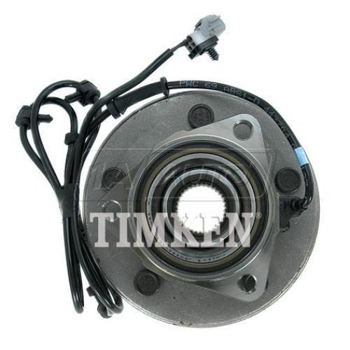 00-01 Dodge 1500 PU 4WD AWAL Front Hub & Bearing (Timken)
