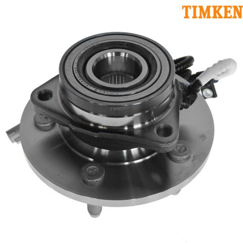 00-02 Ford Expedition 4WD w/14mm Front Hub & Brng (Timken)