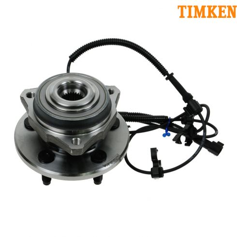 02-07 Jeep Liberty Front Hub & Bearing Assy w/ABS LH = RH (Timken)