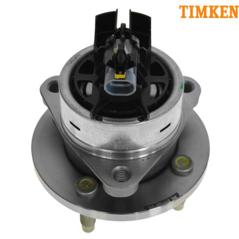 03-09 GM Mid Size FWD w/ABS & 4 Lug Front Hub & Bearing Assy LH = RH (Timken)