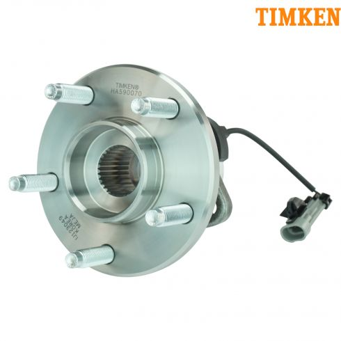 04-10 GM FWD Mid Size Multifit Front Hub & Wheel Bearing w/ABS LF = RF (Timken)