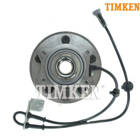 04-06 Chrysler Pacifica Front Wheel Bearing & Hub Assy LF = RF (Timken)