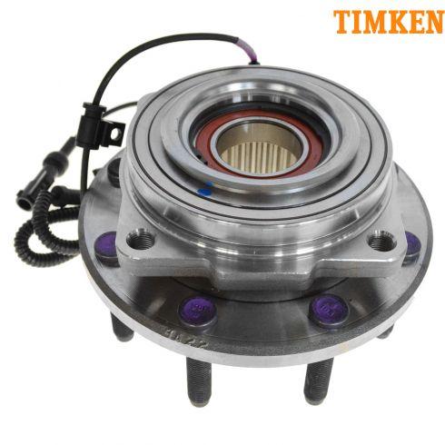 05-10 Ford F250SD F350SD w/SRW 4WD AWAL Front Wheel Bearing & Hub LF = RF (Timke