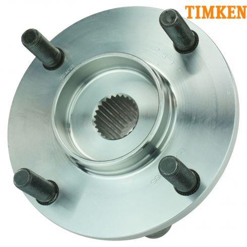07-11 Nissan Versa w/o ABS Front Wheel Bearing & Hub LF = RF