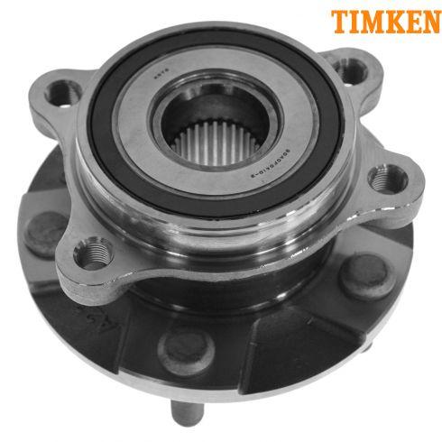 11 Scion tC; 06-11 Toyota Rav4 3.5L Front Wheel Bearing & Hub Assy LF = RF