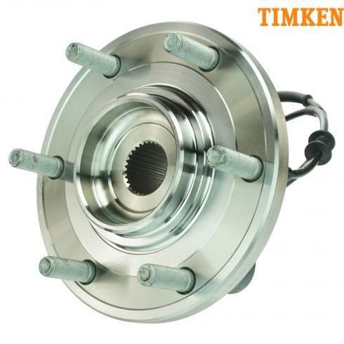 08-10 Infinity QX56, Nissan Armada, 08-11 Titan (2 or 4WD) Front Wheel Bearing &