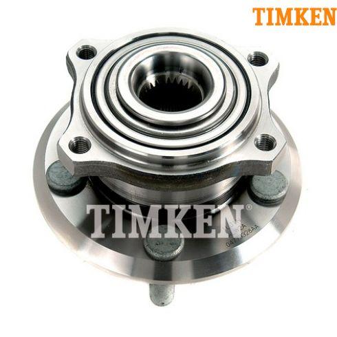 05-10 300; 07-09 Charger; 05-08 Magnum 4WD Front Wheel Bearing & Hub LF = RF (Timken)