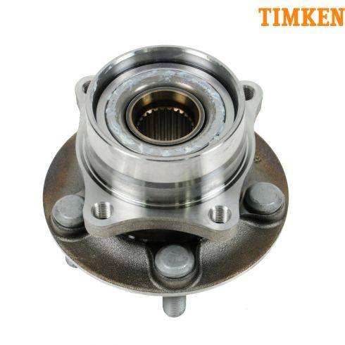 04-09 Toyota Prius Front Wheel Bearing & Hub Assy LF = RF (Timken)