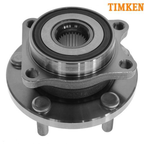 08-11 Impreza WRX Sti Front Wheel Bearing & Hub Assy LF = RF (Timken)