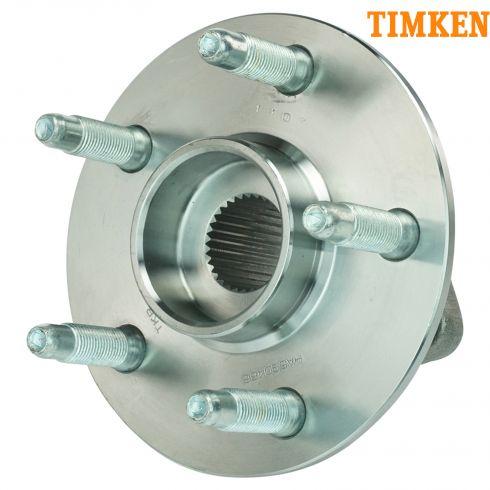 10-11 Buick Allure, Lacrosse; Chevy Equinox, GMC Terrain Front Wheel Bearing & Hub LF = RF (Timken)