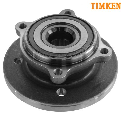 02-06 (thru 7/11/06) Mini Cooper Front Wheel Bearing & Hub  (Timken)