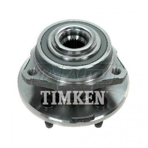 02-05 Jeep Liberty w/2WD Front Hub & Bearing Assy w/o ABS LH = RH (Timken)