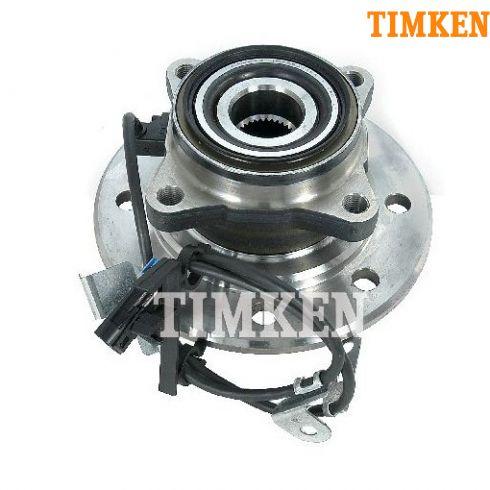 96-00 Chevy 1500 (w/Diesel), 2500 4x4 HD Front Inner Hub & Bearing LF (Timken)