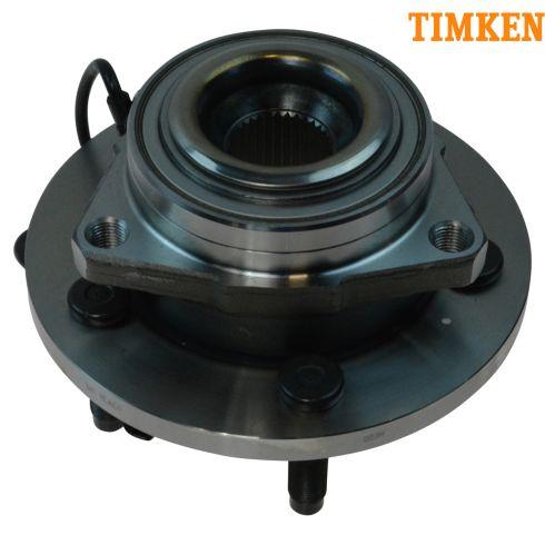 06-09 Dodge Durango; 07-09 Chrysler Aspen Front Wheel Bearing & Hub Assy LF = RF (Timken)