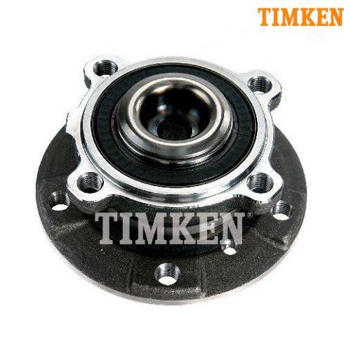 04-10 BMW 5, 6 Series w/RWD Front Wheel Bearing & Hub Assy LF = RF (Timken)