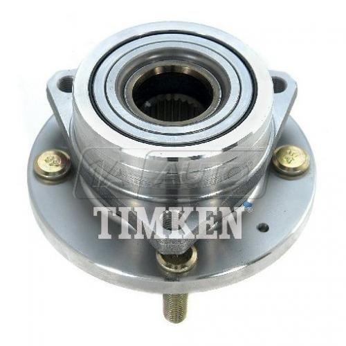 04-06 Chevy Epica, Suzuki Verona (w/o ABS) Front Wheel Bearing & Hub Assy LF = RF (Timken)