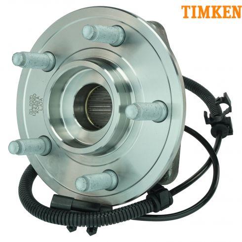 07-11 Dodge Nitro; 08-12 Liberty Front Wheel Bearing & Hub Assy LF = RF (Timken)