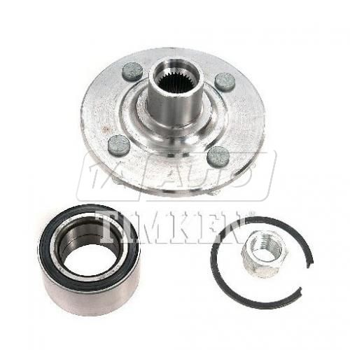 91-93 Saturn S Series Front Wheel Bearing & Hub Kit Assy LF = RF (Timken)