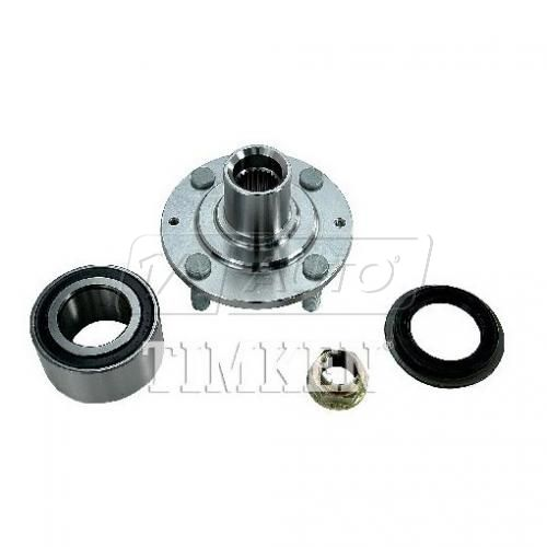 86-87 Accord; 88-89 Accord (exc EFI) Front Wheel Bearing & Hub Kit Assy LF = RF (Timken)