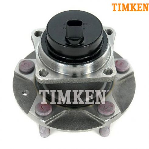 04-08 Mazda RX-8; 09-11 RX-8 (w/o DSC) Front Wheel Bearing & Hub Assy LF = RF (Timken)