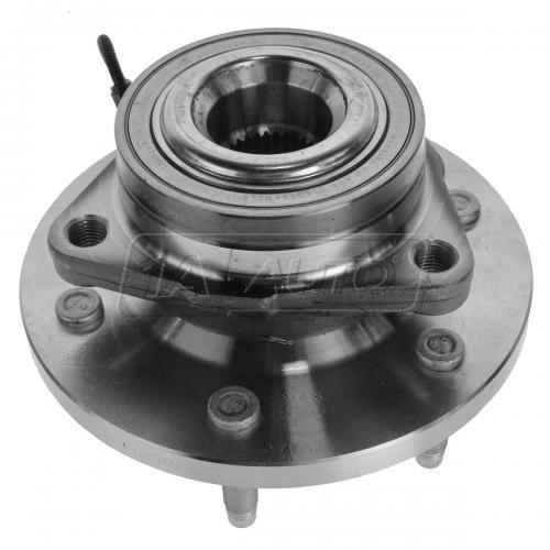09-10 Hummer H3, H3T Front Wheel Bearing & Hub Assy LF = RF (Timken)