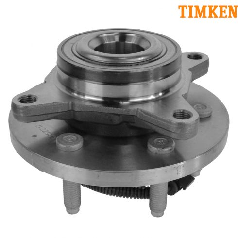 10 Expedition, Navigator; 09-10 F150 (w/2WD & 6 Lug Whl) Front Wheel Hub & Bearing LF = RF (Timken)