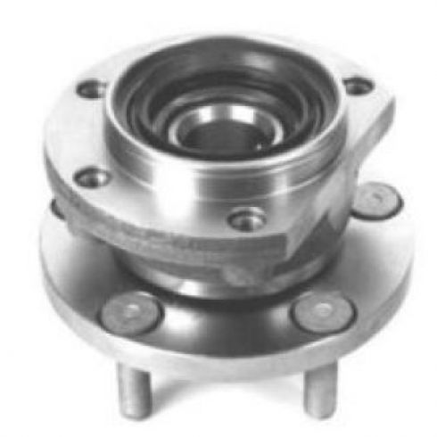 91-95 Caravan w(AWD & 4-1/2 BC) Rear Hub & Bearing