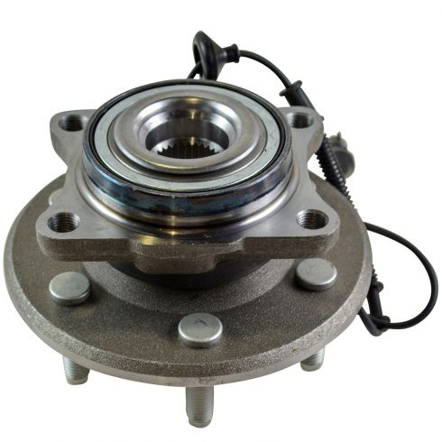03-06 Ford Expedition, Lincoln Navigator Rear Wheel Bearing & Hub LR = RR