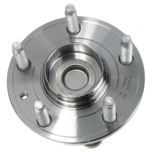 2005-07 Ford 500, Freestyle, Montego; 2008-09 Sable, Taurus, X FWD Rr Hub Bearing LR = RR